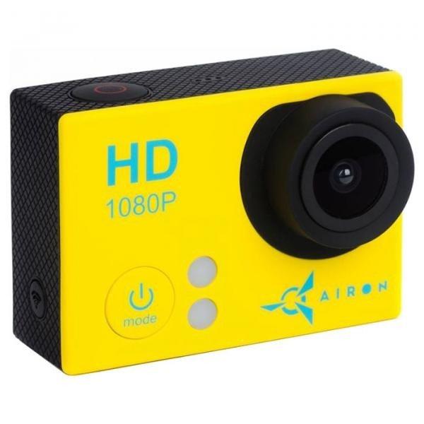 Экшн-камера AIRON ProCam HD yellow (4285234589562)