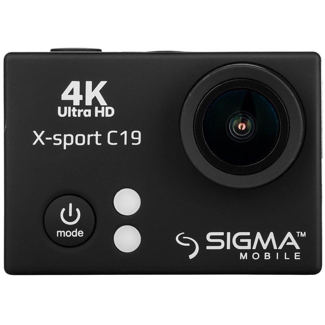 Камера Sigma X-sport C19 Black