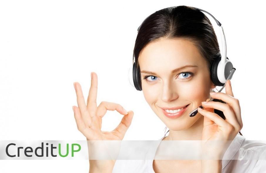 Секреты CreditUP, как правильно обслуживать клиентов!