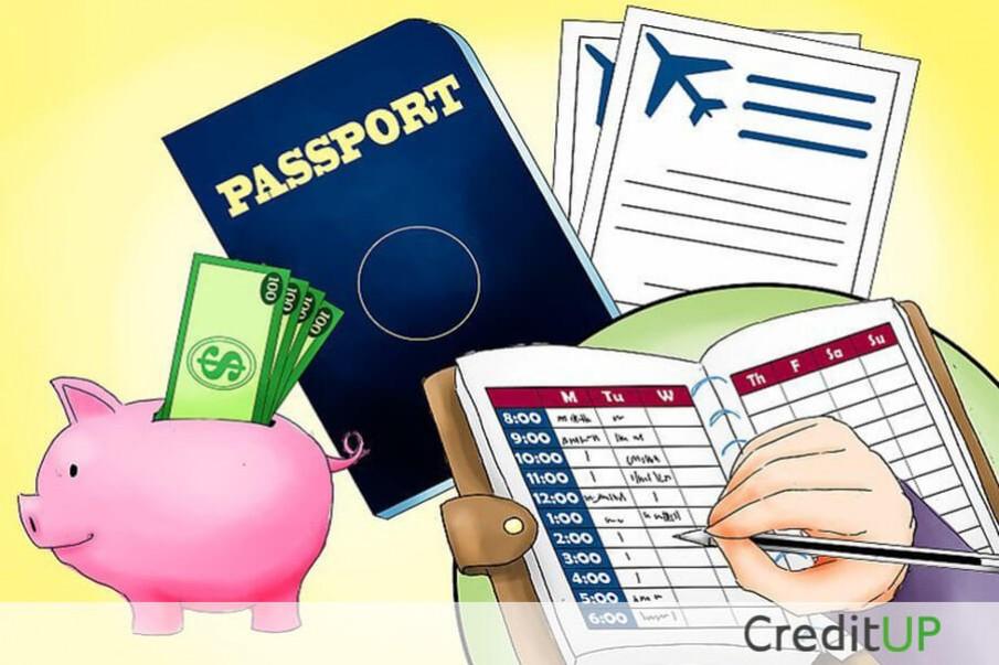 Cash-контроль: какая сумма нужна на 1 день в Европе?